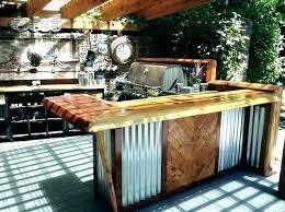 wood outdoor kitchen plans easy outdoor kitchen ideas on a budget plans elegant glamorous o outdoor