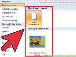 microsoft office presentations the best way to use microsoft office powerpoint wikihow