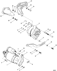 Cool mercruiser alternator wiring diagram gallery electrical and