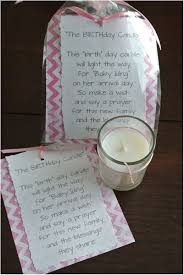 baby shower favors 2019 new a birthday candle shower favor