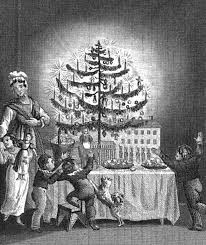 Where Did The Christmas Tree Tradition Come From