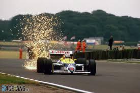 Pruebas y comparativas de coches, campeonatos y premios mundiales de motor, buscador de. Nigel Mansell Today S Drivers Will Never Know A Proper F1 Car Racefans