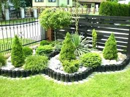 landscaping wall ideas short retaining designs landscape new small front yard brick