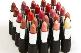red apple lipstick