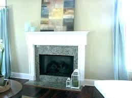 build a fireplace surround how to build a fireplace mantel surround build fireplace mantel over stone