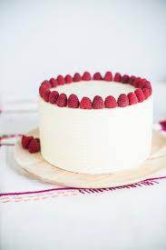 Cake By Courtney Lemon Poppy Seed Cake With Fresh Raspberries