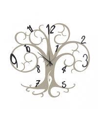 Orologio da parete Albero della Vita in metallo