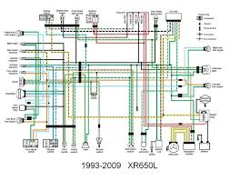2001 xr650l color coded wiring diagram help xr600 650 thumpertalk by nummie posted 10 2009