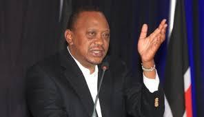 Image result for treasury kenya cs and uhuru
