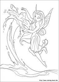 Small Picture Tinkerbell Coloring Pages On Coloring Book Within Tinkerbell Color