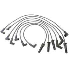ford pinto ignition wires spark plug wires set of 6 new mustang ford ii pinto mercury capri 6632 fits ford pinto