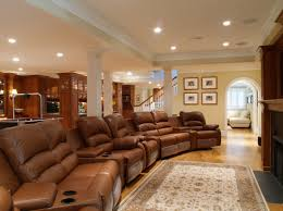 Interior Design Luury Basement Open Entertainment Room Together With  Finished Basements Ideas Picture Ideas