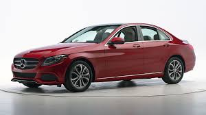 It has potent engines, a ritzy interior, and good fuel economy. 2016 Mercedes Benz C Class