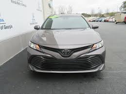 2018 Used Toyota Camry LE Automatic at Honda Mall of Georgia ...