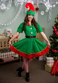 Elegant Womens Holiday Elf Plus Size Costume Womenu0027s Holiday Elf Plus Size Costume  ...