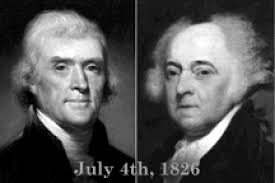john adams and thomas jefferson needlepoint portrait x