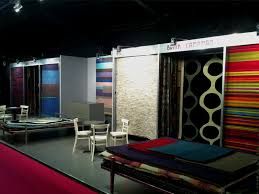 rug slider exhibition stand b c