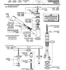 glacier bay faucet diagram glacier bay single handle kitchen faucet parts wow