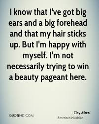 Beauty Contest Quotes Best of Clay Aiken Beauty Quotes QuoteHD