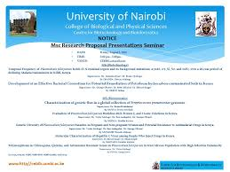 Project Proposal Presentation Cebib Masters Research Proposal Presentation Seminar