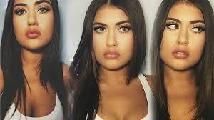 insram photo websta websram bad inspired makeup tutorial transform yourself you