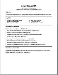 phlebotomist cover letter sample phlebotomy cover letter sample