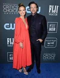Olivia Wilde have with Jason Sudeikis ...