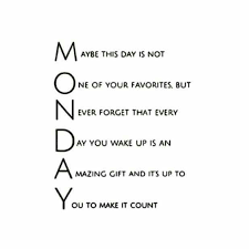 Monday Quotes Magnificent 48 Inspirational Monday Quotes To Explode Your Motivation BayArt