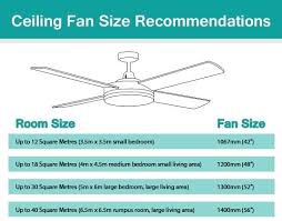 ceiling fan size for bedroom how to measure a ceiling fan what size you should choose