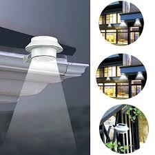 wall mount solar lights