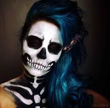 best cavalera makeup sugar skull sugar skull makeup kit makeup kit water makeup worst beauty gers black eye dark gray to blend cheekbones