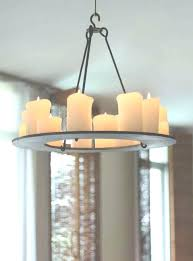 pillar candle chandeliers featured photo of pillar candle chandelier pillar candle rectangular chandelier medium