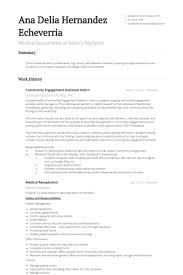 Medical Receptionist Resume Delectable Medical Receptionist Resume Samples VisualCV Resume Samples Database