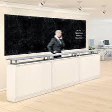 reception furniture design. information desk reception desks cube design furniture n