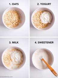 What's faster than making breakfast the night before protein overnight oats are a simple no brainer make ahead breakfast for me and will probably become a regular for you too after making them once. Overnight Oats Guide With 20 Delicious Recipes