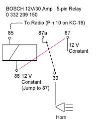 bosch relay pinout facbooik com 5 Pin Bosch Relay Wiring Diagram 5 Pin Bosch Relay Wiring Diagram #64 5 pin bosch relay wiring diagram