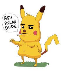 I drew a Pikachu. I imagine Danny Devito would do the voice acting. [OC] :  pokemon