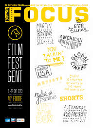 Focus Knack Special 40e Film Fest Gent by FilmFestGent - issuu