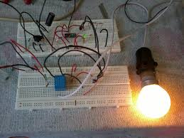 remote control circuit for turn on off any home appliances the an error occurred