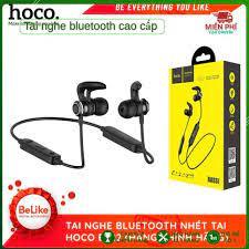 tai nghe bluetooth ❤️ 𝗙𝗥𝗘𝗘𝗦𝗛𝗜𝗣 ❤️ tai nghe thể thao Hoco ES22  Flaunt V4.2 thể thao âm thanh siêu hay