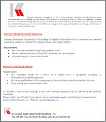 compliance officer jobs vacancies in sri lanka top jobs topjobs compliance officer best job site in sri lanka lk