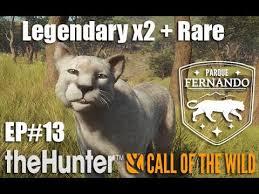 Thehunter Call Of The Wild Puma Legendary X2 Rare Parque Fernando Ep 13