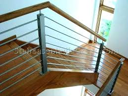 Indoor stair railings Railing Ideas Modern Staircase Railing Kits Interior Modern Staircase Railing Kits Beautifully Wrought Iron Spindles