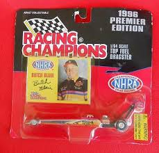 Rare ~ RACING CHAMPIONS ~ BUTCH BLAIR ~ NHRA ~ 96 Top Fuel ...
