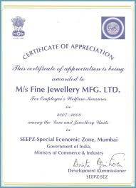 Example Certificate Sample Employee Award Certificate Best Of Award