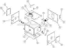 dacor mcs127 parts list and diagram ereplacementparts com click to expand