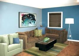 Blue And Brown Decor Blue Room Brown Tan Living Room Colors Living Room  Brown Paint Colors