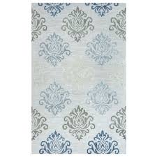 charming gray medallion rug for your interior decor blue gray medallion rug for charming living