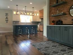engineered wood floor kitchen
