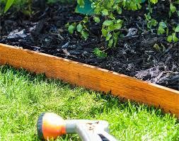 garden edging bunnings garden perfect